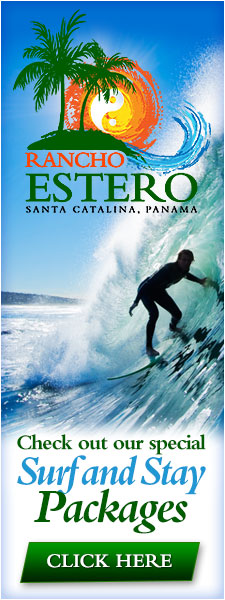 Stay at beautiful Rancho Estero in Santa Catalina Panama